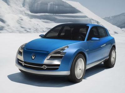 [Concepts] Les plus beaux concepts-car de 2000 à nos jours! - Page 3 Renault-Egeus