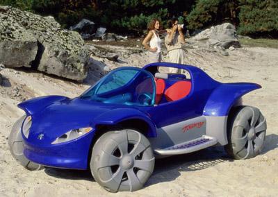 """[Concepts] Les """"vieux"""" concepts ! - Page 7 Peugeot_Touareg_concept_car"""
