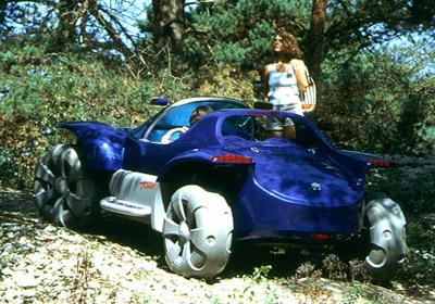 """[Concepts] Les """"vieux"""" concepts ! - Page 7 Peugeot_Touareg_concept_car_rear"""