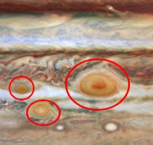 La febbre climatica del Sistema Solare Giove