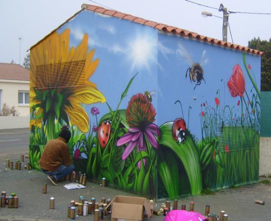 les plus beaux Street Art  - Page 2 Feust-1