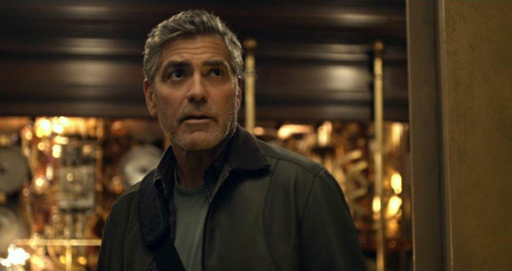 Meet George Clooney at Disneyland. Seriously! - OMAZE George-Clooney-Tomorrowland-1024x542