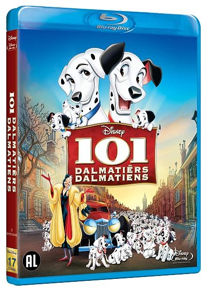 [BD/ DVD] Les édition Benelux des films Disney - Page 20 NL_101_Dalmatiers