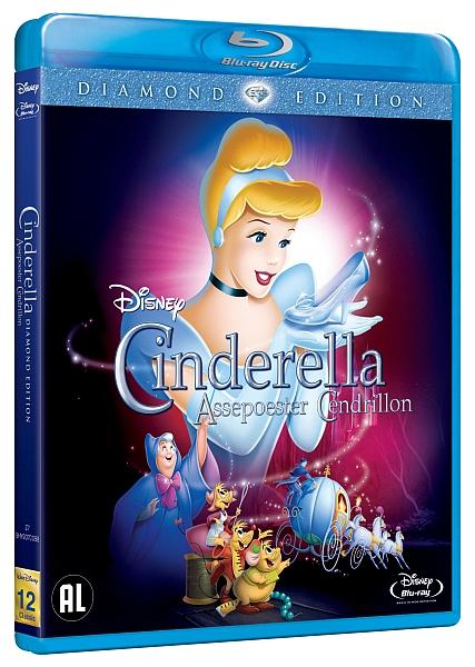 [BD/ DVD] Les édition Benelux des films Disney - Page 20 NL_Cinderella