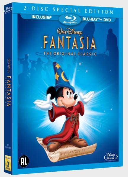 [BD/ DVD] Les édition Benelux des films Disney - Page 4 NL_Fantasia