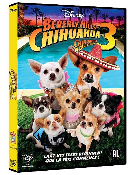 [BD/ DVD] Les édition Benelux des films Disney - Page 20 NL_Beverly_Hills_Chihuahua_3