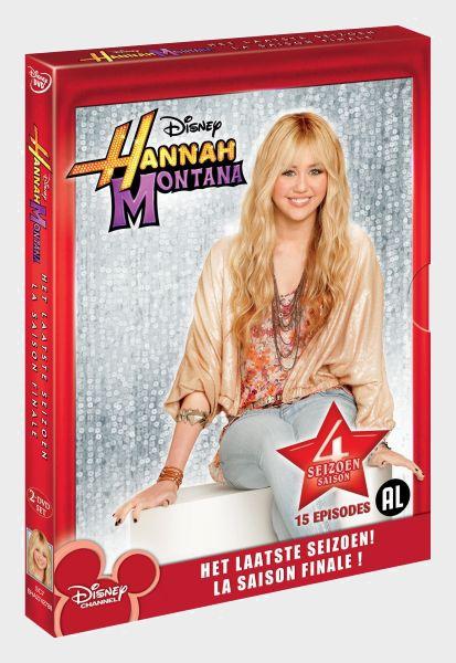 [BD/ DVD] Les édition Benelux des films Disney - Page 6 NL_Hannah_Montana_Seizoen_4