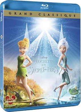[BD + DVD] Clochette et Le Secret des Fées (13 février 2013) - Page 2 Clochette4bdfr
