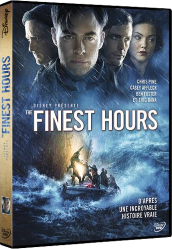 The Finest Hours [Disney - 2016] - Page 2 Finesthoursdvdfr