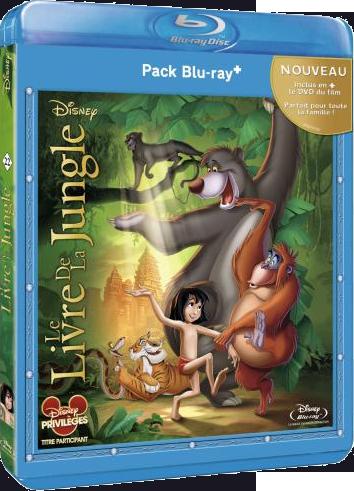 Les jaquettes DVD et Blu-ray des futurs Disney - Page 2 Livrejunglebdfr