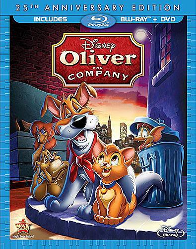 [BD] Oliver et compagnie (5 mars 2014) Oliverbdus