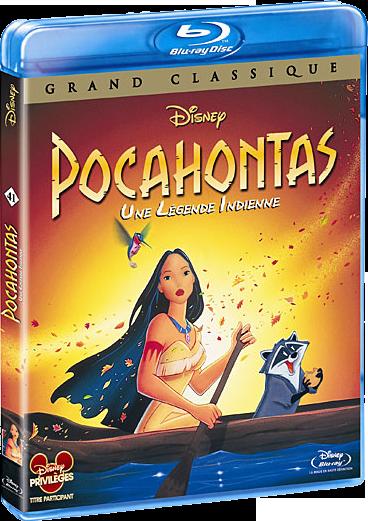 [BD] Pocahontas, une Légende Indienne (6 juin 2012) Pocahontasbdfr