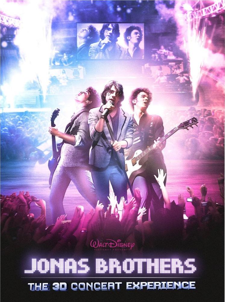 [Walt Disney Pictures] Jonas Brothers : Le Concert Événement 3D (2009) Jonasposter2