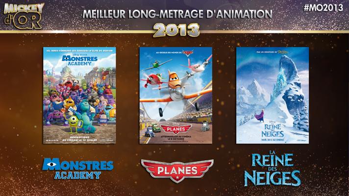 Mickey d'Or 2013 : découvrez le palmarès de l'année ! Da2013