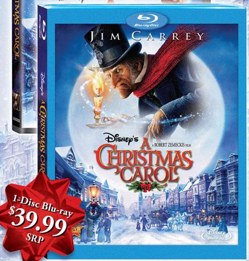 [BD + DVD] Le Drôle de Noël de Scrooge (1er décembre 2010) - Page 3 Achristmascarolbdus2