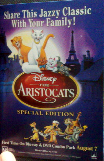 [BD + DVD] Les Aristochats (8 août 2012) - Page 2 Aristochatsbdpub