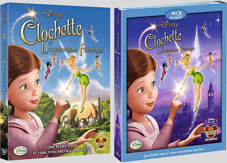 [DisneyToon] Clochette et l'Expédition Féerique (2010) - Page 5 Clochette3dvdbdfr