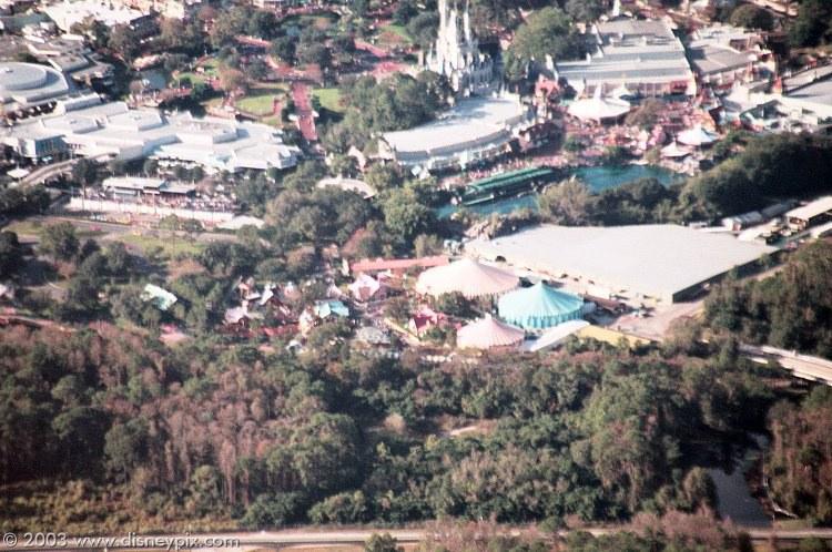 visite du Disney world magic Kingdom Roll04_003