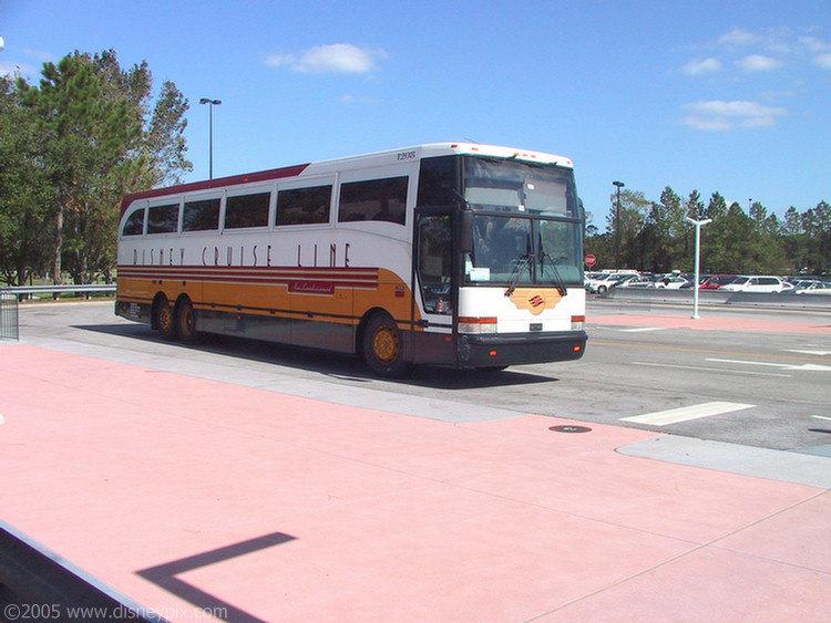 Disney cruise line embarquement immédiat TRBs1104-01