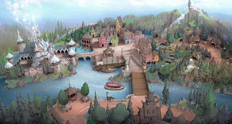 Tokyo Disney Resort - Notizie Frozen-scandinavia-tokyo-disneysea
