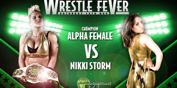 Pro Wrestling EVE Wrestle-Fever du 10/11/2012 Pwewrestlefever