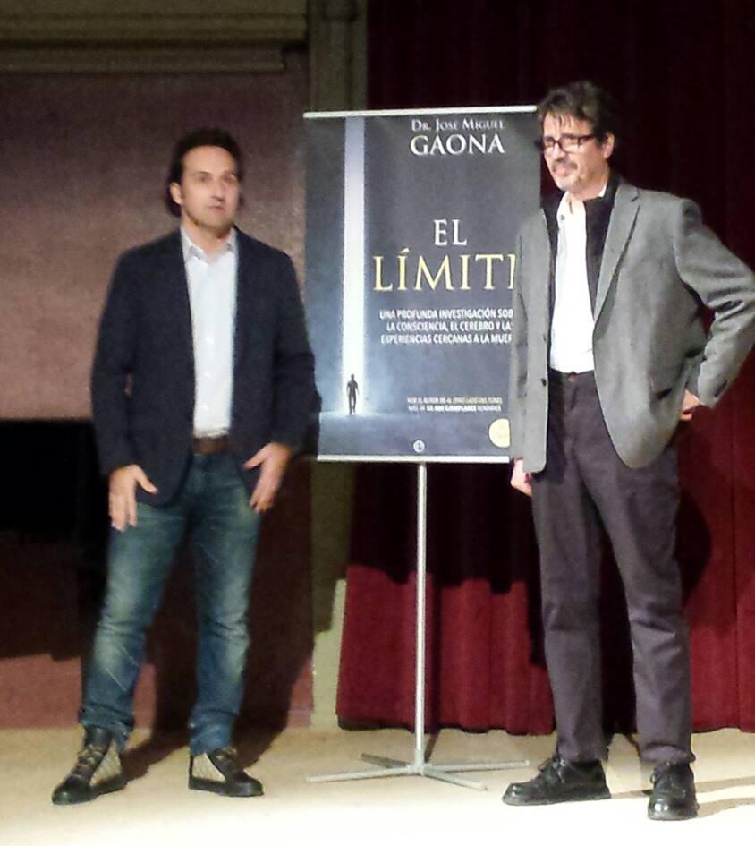 ¿Cuánto mide Iker Jiménez? - Altura Jose-Miguel-Gaona-e-Iker