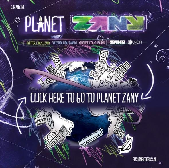 Zany - Planet Zany [FREE ALBUM] - 16 Tracks Free-planet-zany-album-dj2dj_nl-590x586