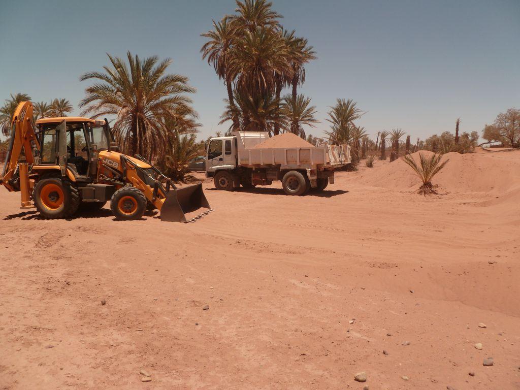 [Maroc Camp/Dernières nouvelles] Mon nouveau camping à Mhamid Esprit Désert - Page 3 P1010705