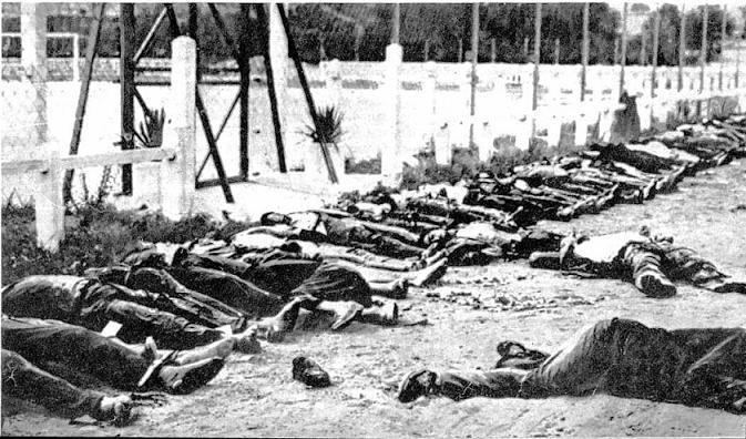 La Guerre d'Algérie en images Algeriens-fusi