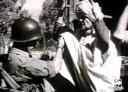 La Guerre d'Algérie en images Fouille