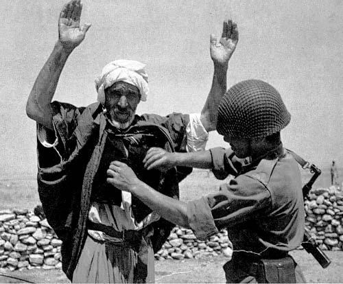 La Guerre d'Algérie en images Fouille2