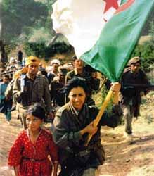 La Guerre d'Algérie en images GuerreAlgerieLesFemmes
