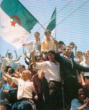La Guerre d'Algérie en images Algerie_independ