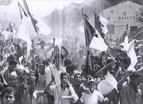La Guerre d'Algérie en images Indep