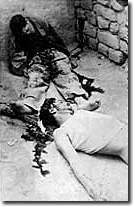 La Guerre d'Algérie en images Apres-la-torture-constantine-1960