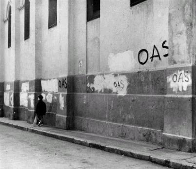 La Guerre d'Algérie en images Oas_oran_1962