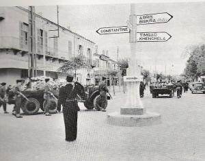 La Guerre d'Algérie en images Algerie-batna-1954