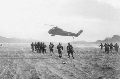 La Guerre d'Algérie en images Operation-jumelles-Kabylie