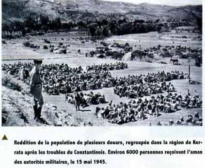 La Guerre d'Algérie en images 8mai45-propagande