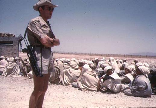La Guerre d'Algérie en images Arrestations