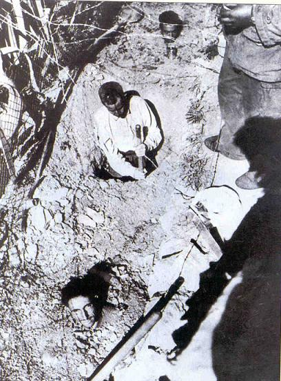 La Guerre d'Algérie en images Prisoniers3