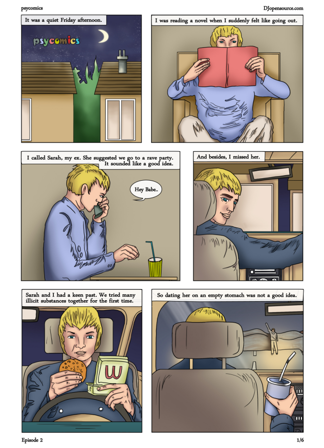 Psycomics - Episode 2 01