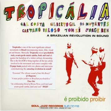 Tropicália: a brazilian revolution in sound Various-Tropicalia_b