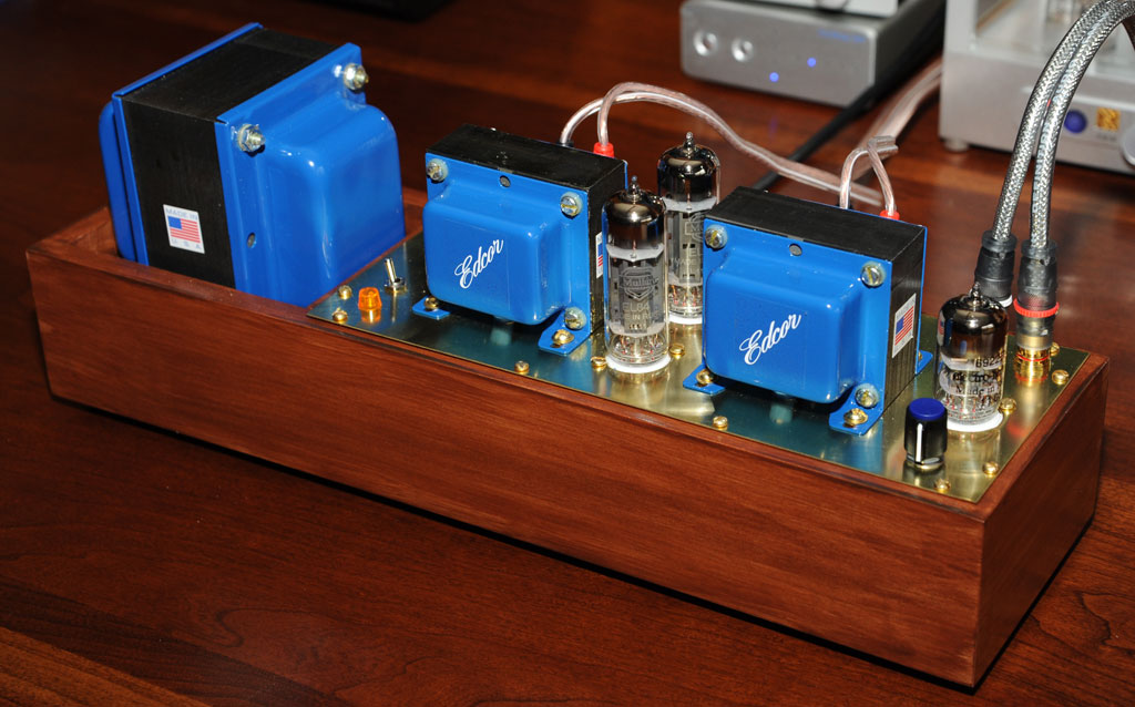 Just Joined, Building a Dyna ST-35 Triode1