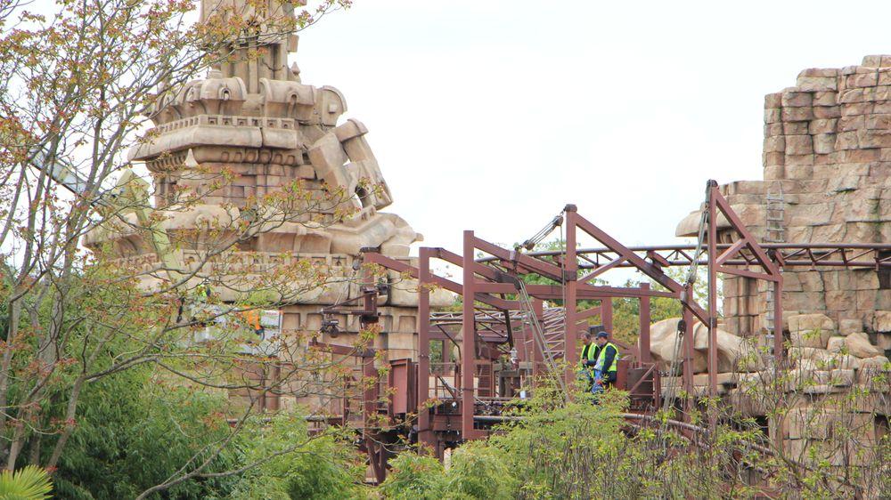 Indiana Jones™ et le Temple du Péril - Réhabilitation [Adventureland - 2014] - Page 13 IMG_2071