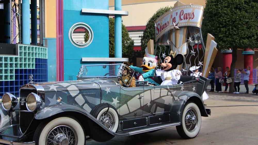[Nouveau] Disney's Stars 'n' Cars : Rencontrez vos Personnages Disney Préférés (2014) - Page 3 IMG_1385