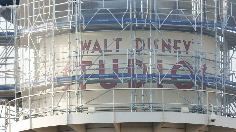 Nouveau logo du Château d'Eaureilles [Parc Walt Disney Studios] - Page 9 P1350777