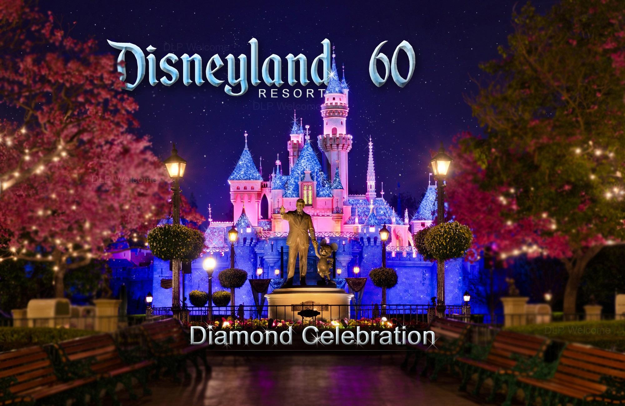 [Disneyland Resort] 60ème anniversaire, Diamond Celebration - Page 2 Montage-6
