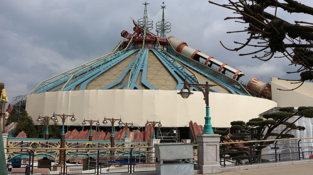Space Mountain : Mission 2 - Réhabilitation [Discoveryland - 2015] - Page 39 IMG_6809