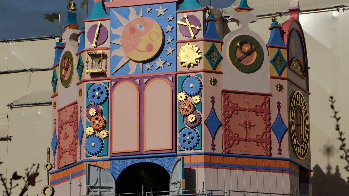 """""""it's a small world"""" - Réhabilitation [Fantasyland - 2015] - Page 19 IMG_3816"""